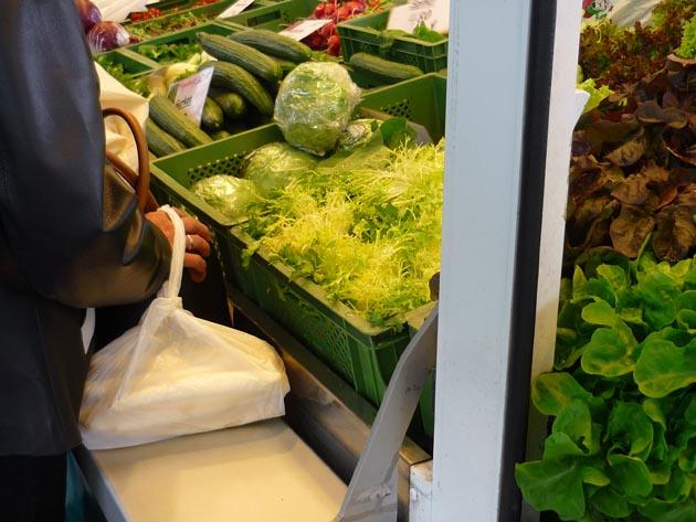 Alles, was Blätter hat, enthält Omega 3, behauptet Foodie Michael Pollan