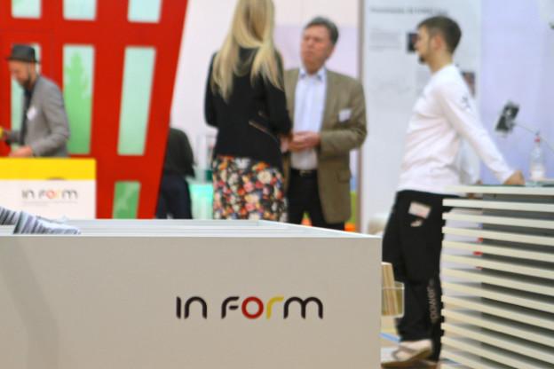 Internorga Besuch auf Einladung von IN FORM - Deutschlands Initiative für gesunde Ernährung und mehr Bewegung