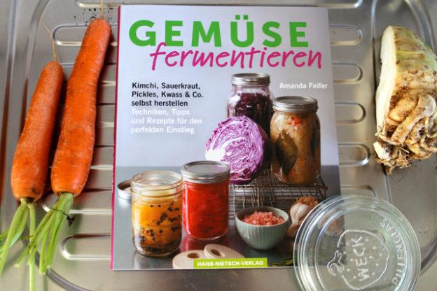 Gemüse fermentieren, Amanda Feifer, Hans-Nietsch-Verlag, 2016