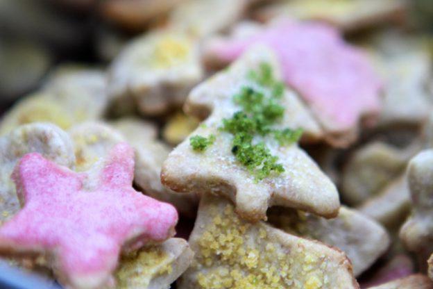Life Hacks in der Keksbäckerei - zum Beispiel DIY Matcha Zucker